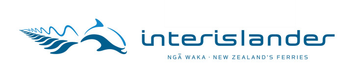 Colour Interislander full horizontal logo