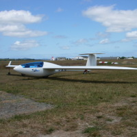 SILENT IN Self Launching Sailplane