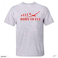 "Glider Pilots ""Evolution"" Tee shirt"